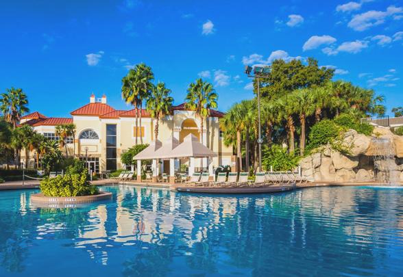 Sheraton Vistana Villages Amp Resort Orlando Orlando