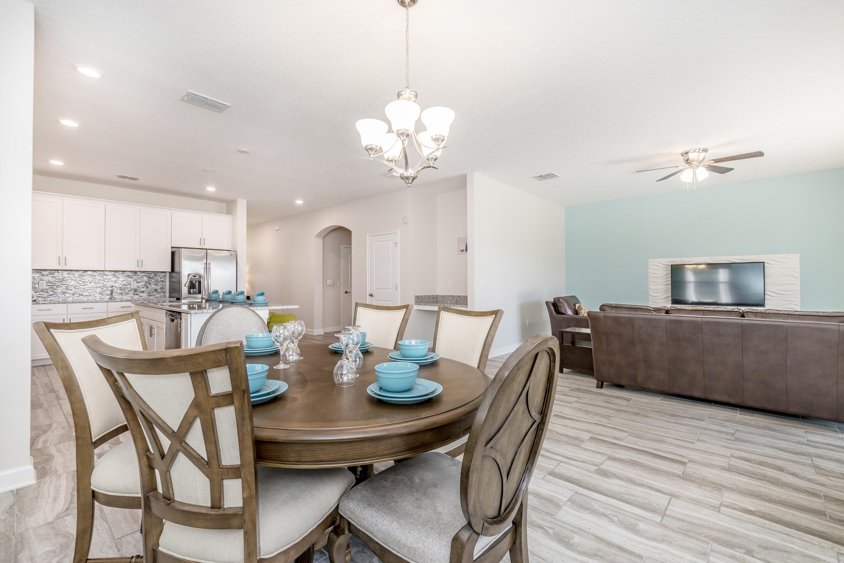 6 Bedroom 5 Star Platinum Champions Gate Resort Villas