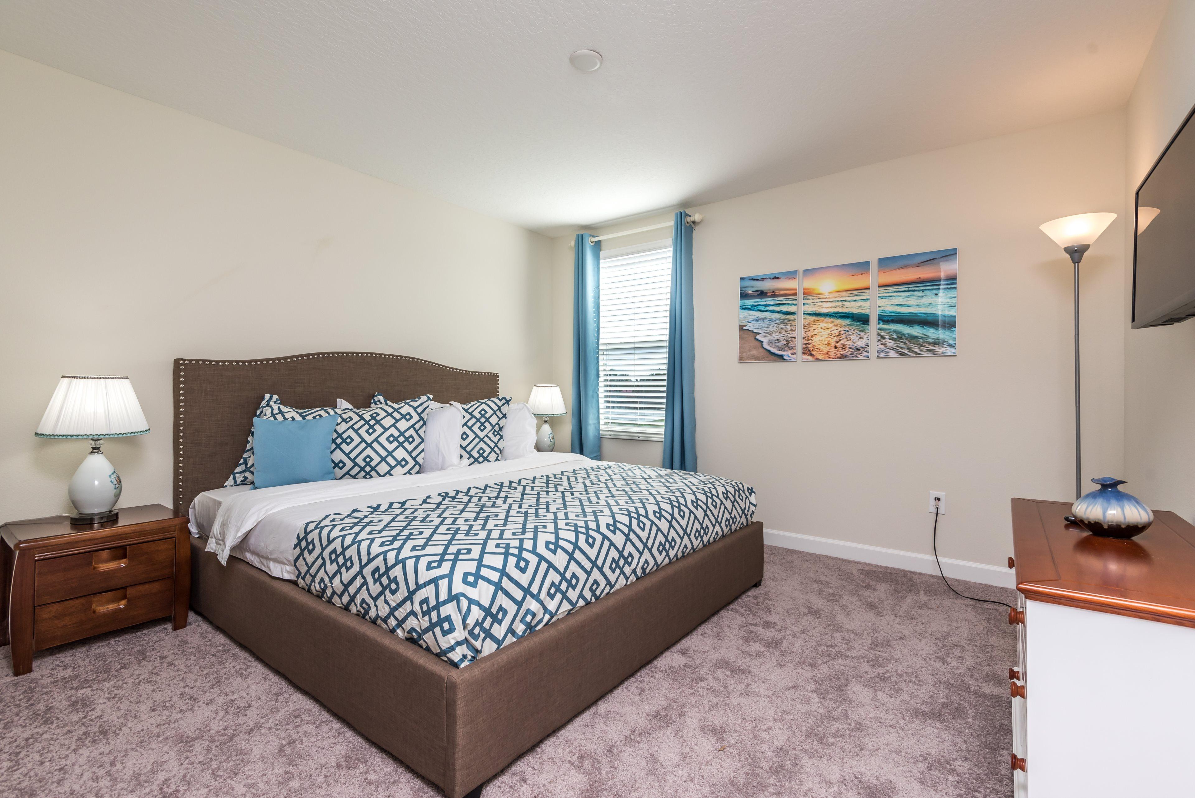 8 Bedroom 5 Star Platinum Champions Gate Resort Villas