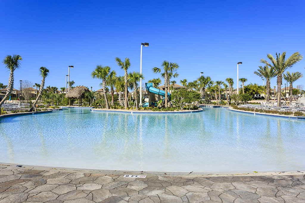 5 Bedroom 5 Star Platinum Champions Gate Resort Villas