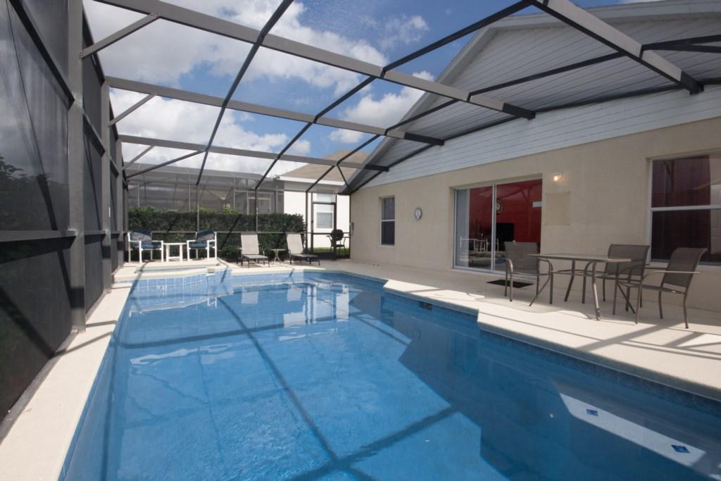 4 Bedroom 4 Star Executive Windsor Palms Resort Villas