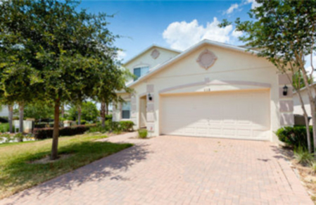 Allocated on Arrival - 4 Star Example Exterior, Orlando